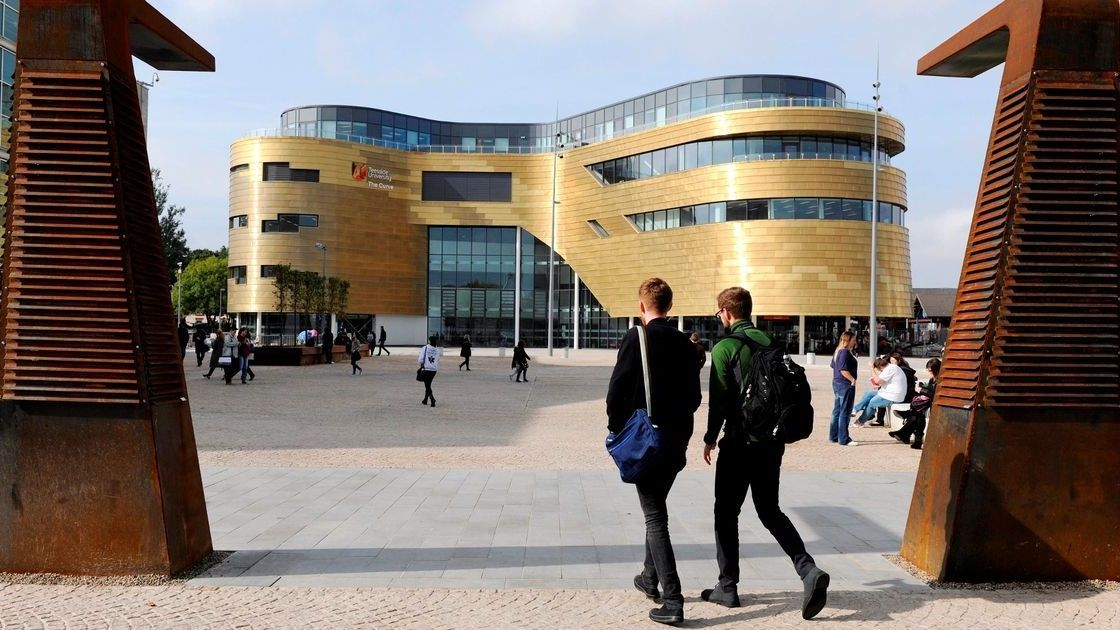 Teesside Univerity: Save Our Oceans