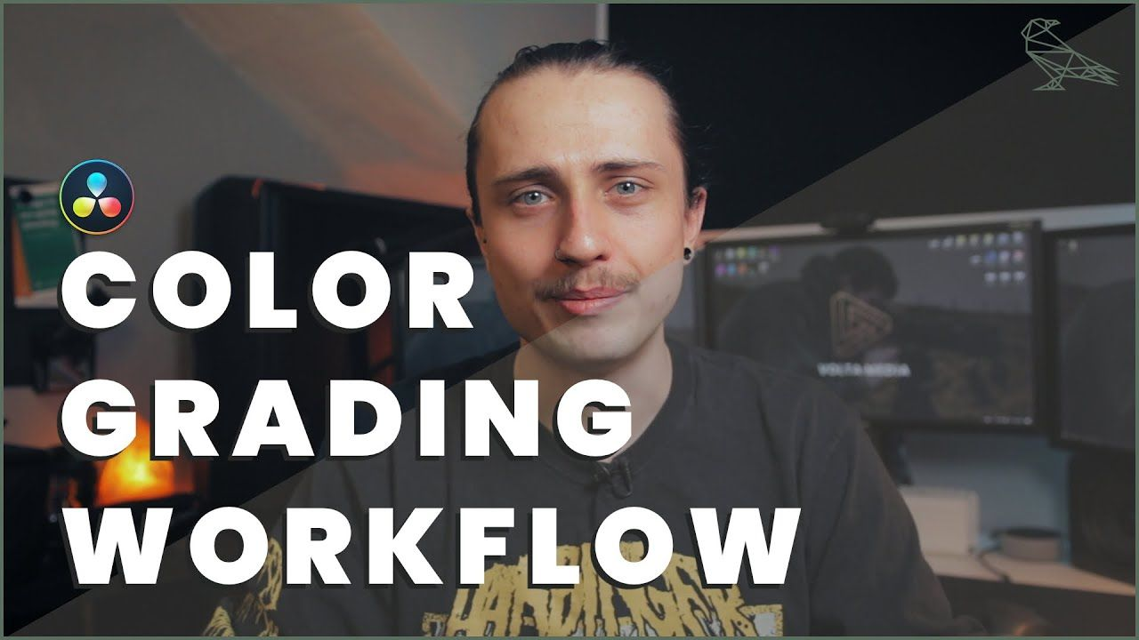 My Davinci Resolve Color Grading Workflow - Get Perfect Colors Every Time