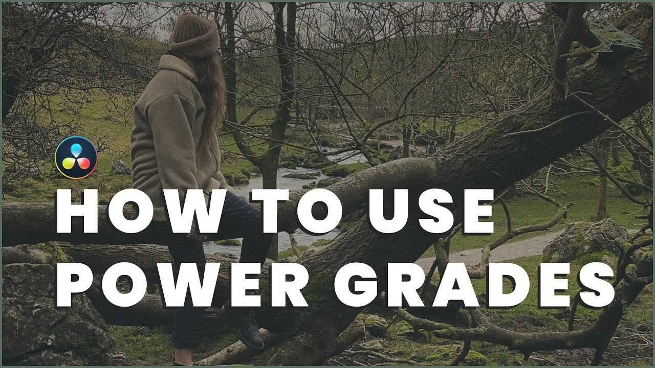 How To Use Davinci Resolve Power Grades: Power Up Your Color Grading