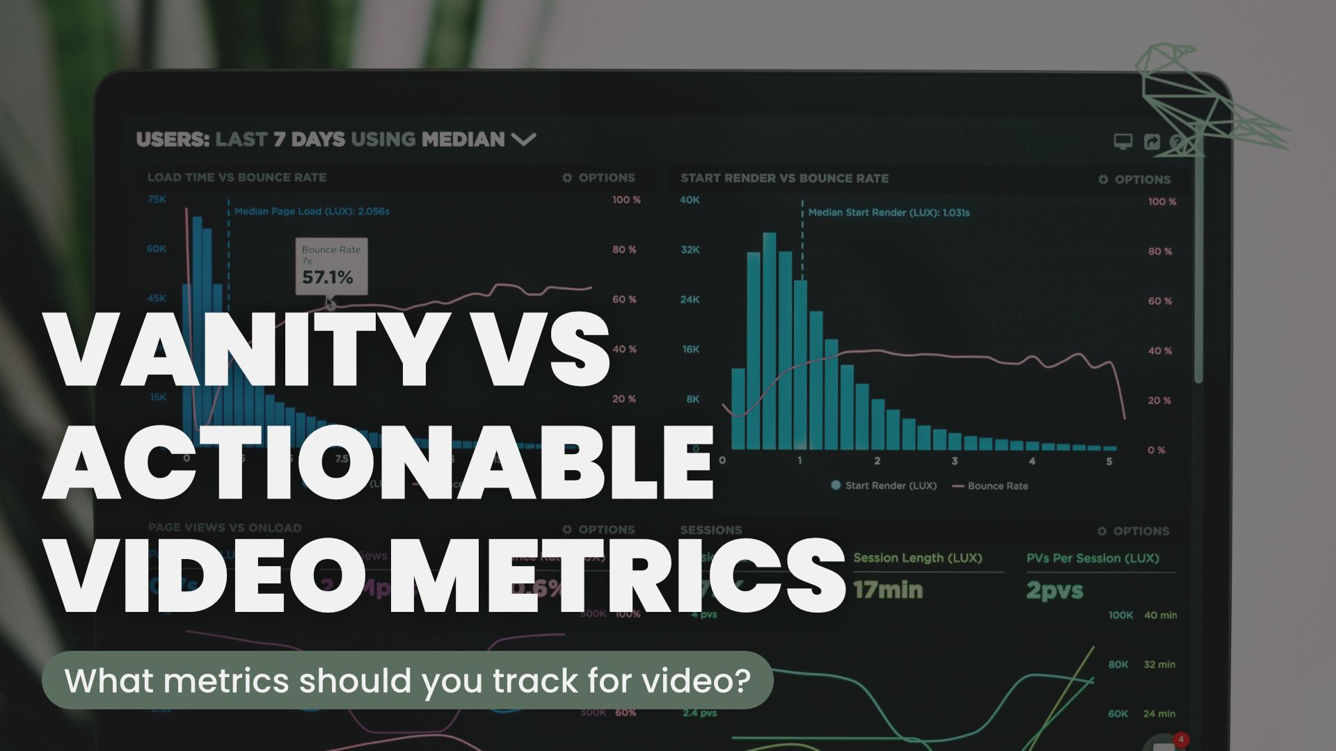 Tracking The Performance Of Videos - Vanity vs Actionable Metrics