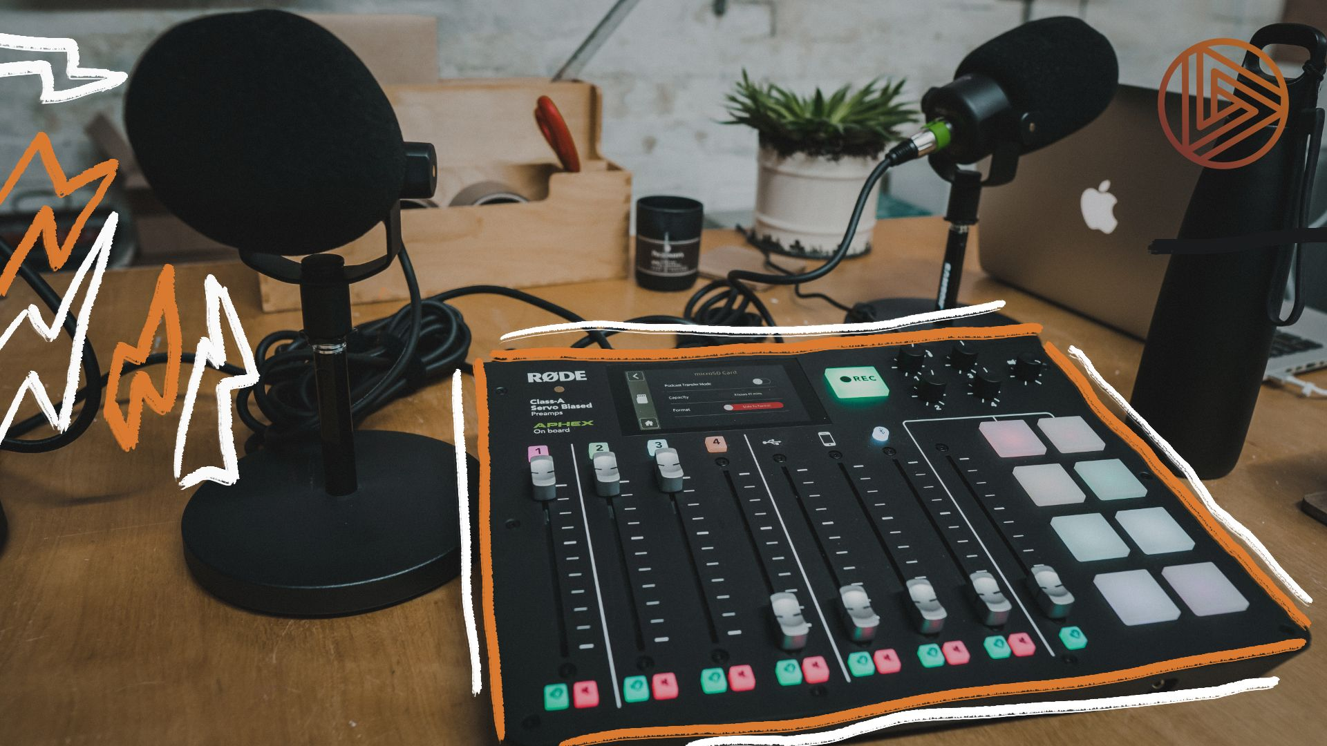 This Equipment Will Up Your Podcasting Quality - My Portable Podcast Studio